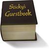 Sticky's Guestbook!